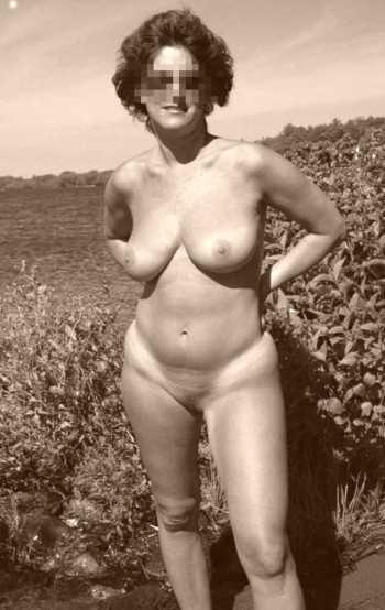Femme cougar salope pour un homme de 18 à 25 ans sur Évreux