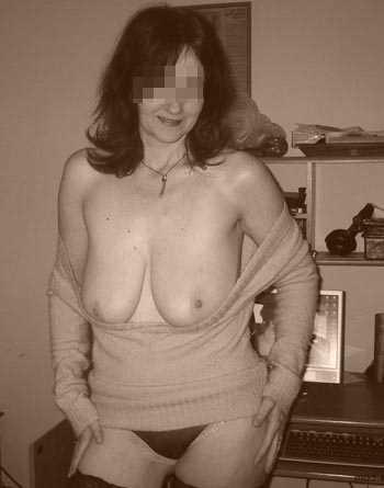 Annonce d'une femme mature sexy