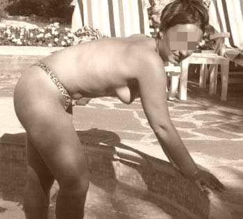 Femme cougar coquine à Bayonne