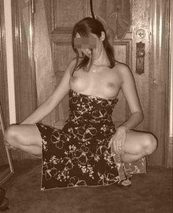Belle femme cougar sur Paris