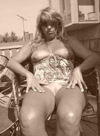 Rencontre sensuelle avec une femme cougar à Vitrolles
